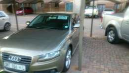 Audi A4 1.8t sport for sale