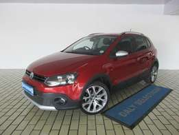 2015 Volkswagen Polo Cross 1.2 TSI