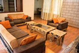 Specious Fully Furnished Apartment 3 Bedroom Available Kileleshwa
