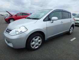 nissan tiida hatch back 2010 kck just arrived grand sale 799,999/=