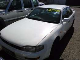 1995 Toyota camry 2.0 si on special sale R25000
