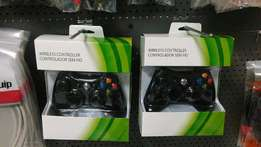 Xbox 360 controllers for sale.