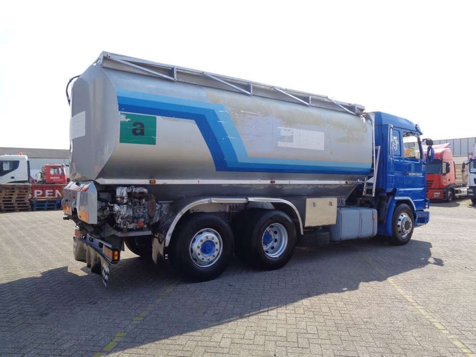 Scania 143H 450 + Manual + 3 compartiments - 1995 - image 10