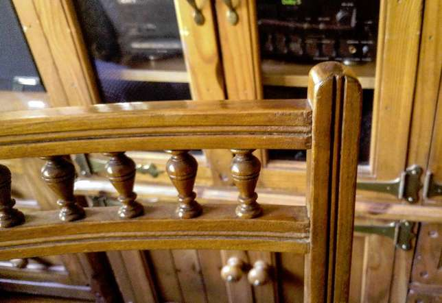 Antique chairs - original chairs from the Matjiesfontein diner Blairgowrie - image 3