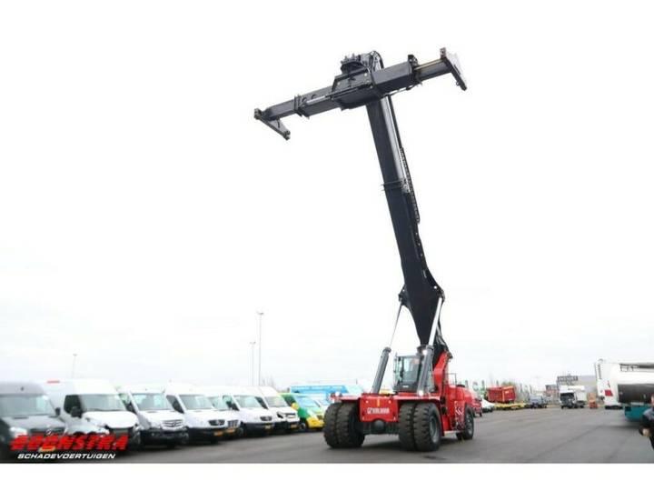 Kalmar Drg 450-60s5m Reachstacker 45.000 Kg - 2018