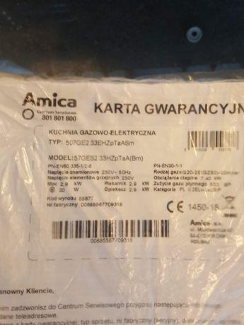 Kuchnia Amica 57ges2 33hzptaa Bm Warszawa Wola Olx Pl