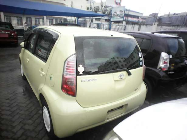 Toyota passo ,new in the show room, yellow color, good for working lad Mombasa Island - image 3