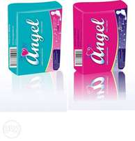 Angel Sanitary pads for both wholesale and retail