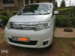 Nissan Serena fully loaded KCF in prestige condition