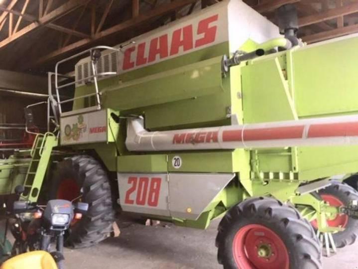 Claas dominator 208 mega ac - 1993