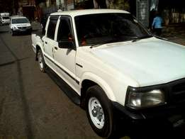 Ford courier 2,2