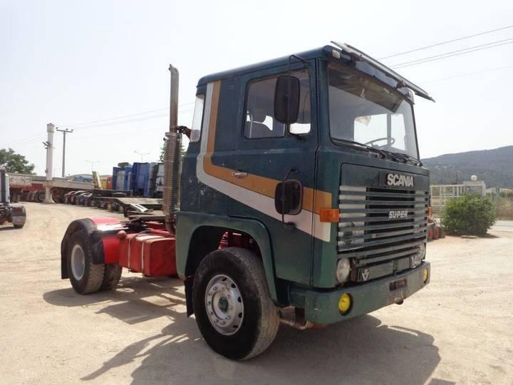 Scania LB140(4X2) SUPER - 1972