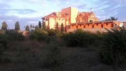 Plot for sale at serena behind flamingos on your way to pangoni,it's h