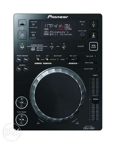 cdj 350 (2 pcs 1300$) new in box
