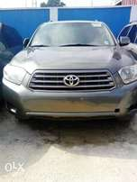 Foreign Used Toyota Highlander(Green)