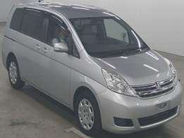 Big Sale! 2009 Foreign Used Toyota ISIS Silver For sale KSh1,150,000/=