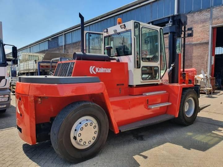 Kalmar 15 Ton DC15-1200 - 1992