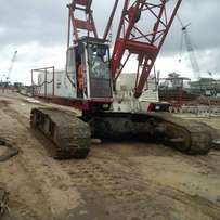 70ton sumitomo crawler crane for sale