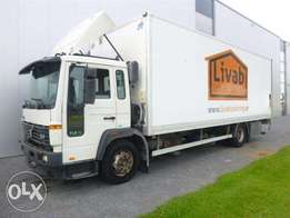 Volvo Fl615.210 4x2 Box - To be Imported