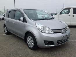 Nissan Note: Deposit Accepted, KCM 2010 model