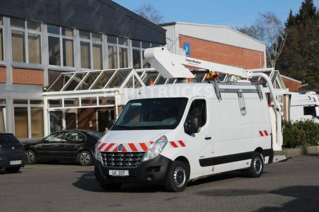 Renault Master 125 Dci Arbeitsbühne 111f 11,6m /1.311h - 2012