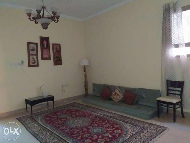2 bedrooms flat - Semi & Fully furnished - Exclusive - 2 balconies الحد -  2