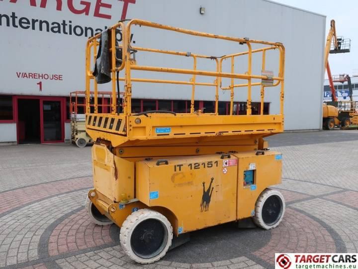 Iteco IT12151 Scissor Work Lift Electric 1380cm - 2007