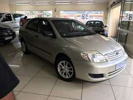 2007 Toyota Corolla automatic extremely. Clean accident free 90 000km.