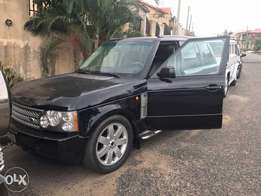 Affordable 2005 Range Rover Vogue HSE(First Body/Fresher Than Toks)