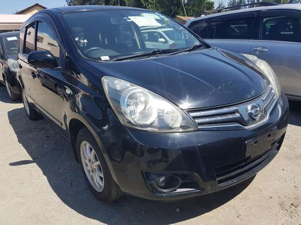 Nissan note brand new car. Mombasa Island - image 1