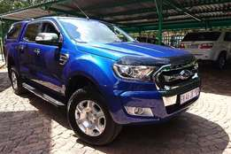 Ford Ranger 2.2 double cab Hi Rider XLT