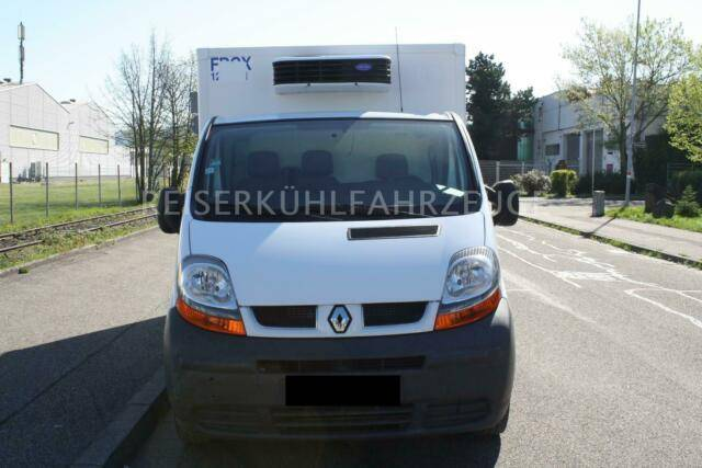 Renault Trafic Dci 100 Carrier Xarios 200 - 2006