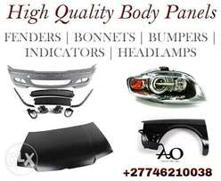 Replacement car parts for VW ,Ford ,BMW, Audi