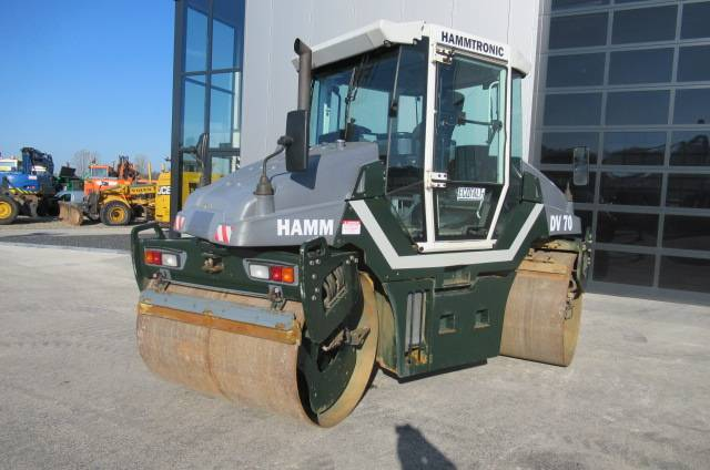 Hamm Dv70 - 2005