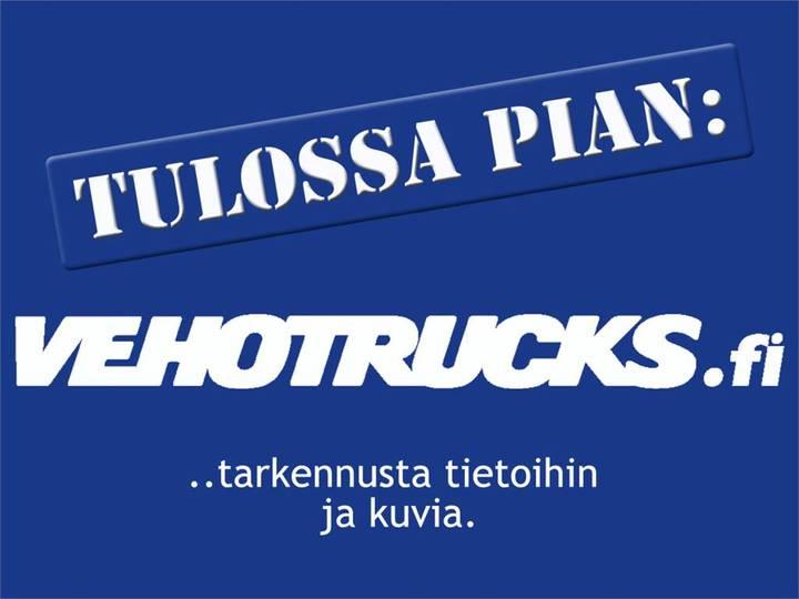 Volvo Fh 540 6x2 - 2015