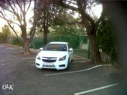 chevrolet cruze 2012 with maintenance plan