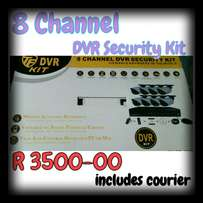 8 Channel Security Kit