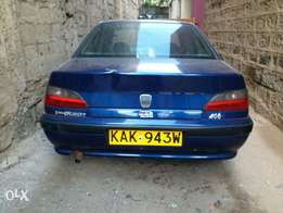 Peugeot 406 manual very clean 1800ccefi asking 250k