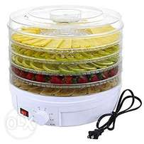 Delonghi food Dehydrator to remove moisture from fruits and food.