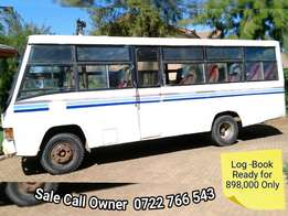 Isuzu minibus 29 seater, 4.3 c.c. diesel engine For Sale By Owner Neg.
