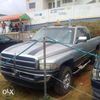 clean tukumbo DORGE RAM truck for sale