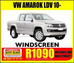 VW Windscreens - S.A.B.S approved