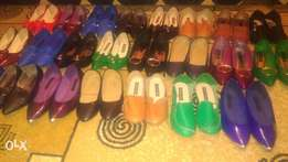 Ladie's shoes- New