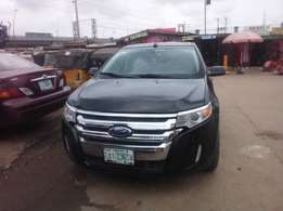 2012/13 Registered Ford Edge, First Body