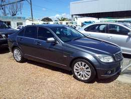 Mercedes-Benz C200 Manual 6 speed