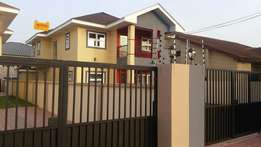 4 bedrooms with 1 bedroom boys quarters for sale at east Legon