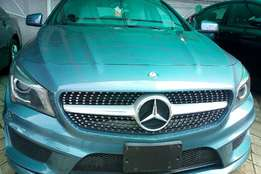Extremely clean Mercedes Benz CLA 250