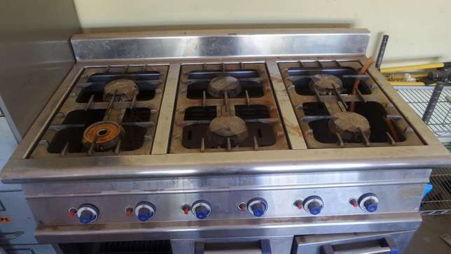 Industrial Gas Stove Pretoria East - image 2
