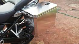 Panniers for BMW R1200GSA LC