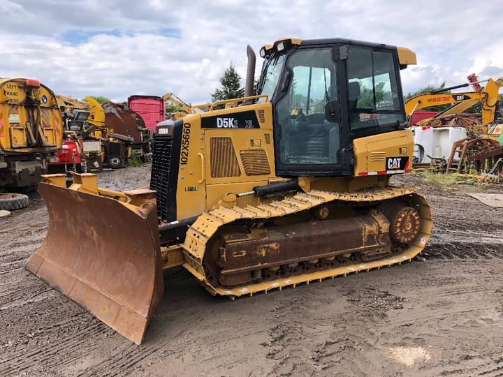 Caterpillar D 5 K 2 Xl - 2014